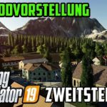 ZWEISTERNHOF GP V2.0 / FS19 map