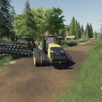 FS19 FENTON FOREST BY STEVIE / FS19 map
