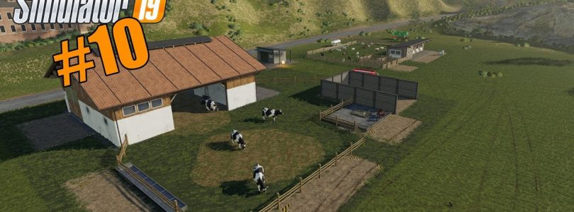 How to grow cows in FS19