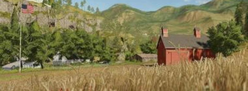 RAVENPORT (AMERICAN MAP) FOR EDIT V1.0 / FS19 map