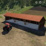 WOOD SHED V1.0.0 / FS19 object