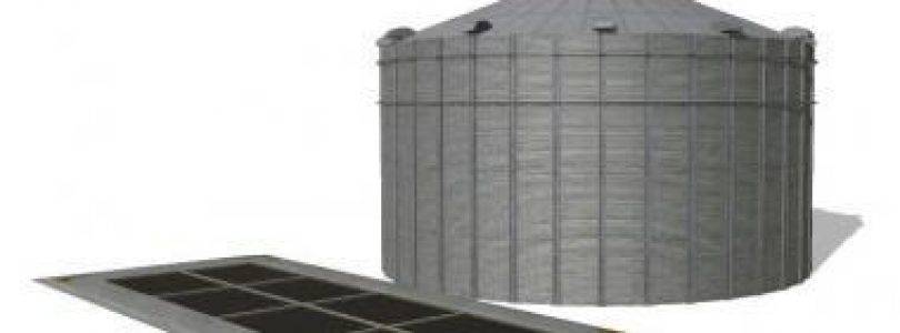 FARM SILO MODIFIED V1.1 / FS19 object