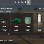 SEEDS SILO V1.0.0.0 / FS19 object