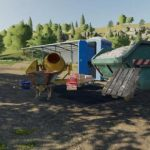 CONSTRUCTION ACCESSORIES V1.0 / FS19 object