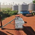 PLACEABLE SEEDS FILL STATION W/AUGER V1.0 / FS19 object