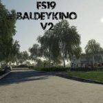 FS19 BALDEYKINO V2 EDIT BY TOMI098 / FS19 map