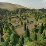 US MAP V1.00 / FS19 map