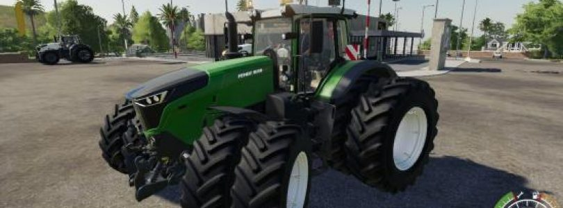 FS19 FENDT 1000 VARIO BY STEVIE / FS19 Tractors