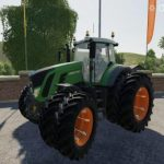 FS19 FENDT 900 VARIO BY STEVIE / FS19 Tractors