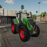 FENDT 900 VARIO FIXED BY STEVIE / FS19 Tractors