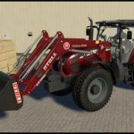 ST MAX 180 WITH FRONT LOADER V1.0 / FS19 Tractors