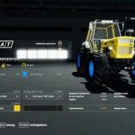 FIAT 1300 DT CUSTOM BY CHEVA / FS19 Tractors