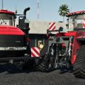 CaseIH Quadtrac series with 55kmh and 30kmh bac… V 1.0.0.1 / FS19 Tractors