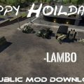 HOILDAYS MOD RELEASE VEHICLES V1.0.0.0 / FS19 packs