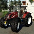 NEW HOLLAND T5.120 CENTENARIO EDITION V1.0.0.0 / FS19 Tractors