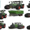 Fendt Pack OY MP v19.5 / FS19 packs