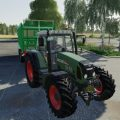 Fendt 818 TMS V 1.5 Final / FS19 Tractors