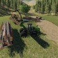 NEW HOLLAND 190 WHEEL LOADER PACK V1.0 / FS19 packs
