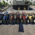 NEW HOLLAND T5 BY GAMLING V1.0.0.1 / FS19 Tractors