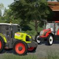 CLAAS ARION 420 V1.19 / FS19 Tractors