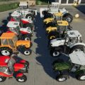 ICONIK TRACTOR PACK V1.0 / FS19 Tractors