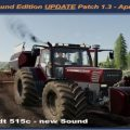 FENDT 500 VARIO SOUND EDITION BY SMLEHLIW V1.3.0 / FS19 Tractors