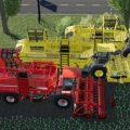 CARROTS, ONIONS AND CABBAGE CROPS V1.2 / FS19 packs