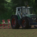 [FBM Team] Fendt Favorit 51X 3.0.0 / FS19 Tractors