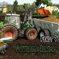 FENDT VARIO 700 BY THE ISEKI FRIENDS V1.2.0 / FS19 Tractors