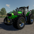 [FBM Team] Deutz Series 9 / FS19 Tractors