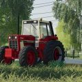 INTERNATIONAL 1086 4WD V1.0 / FS19 Tractors