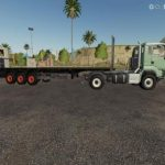 FLIEGL SDS 350 V1.0.0.0 / FS19 Trailers