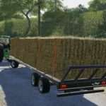 Fliegl DPW 180 / FS19 Trailers