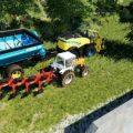 KINZE WAGONS MULTIFRUIT PACK BY CHEVA / FS19 Trailers