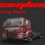 GAMLING TUNING PACK V1.0.0.2 / FS19 Trucks
