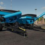 Kinze Wagons Pack v 1.0 / FS19 Trailers