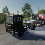 MAN TGS 18.500 V1.0.1 / FS19 Trucks