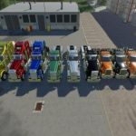 TRUCKS GAMLING EDITION V1.0.0.0 / FS19 Trucks