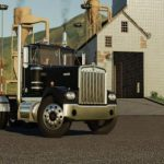 KENWORTH W900A 1776 V1.0 / FS19 Trucks