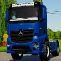 MERCEDES ANTOS 3245 V1.0.0.0 / FS19 Trucks