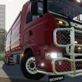 Scania R730 HKL by Ap0lLo V 1.0.0.2 / FS19 Trucks