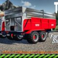 THIEVIN 18T CHROM TFSGROUP V1.0 / FS19 Trailers