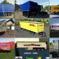 SEMI TRAILER PACK V1.0 / FS19 Trailers